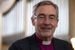 Biskop Esbjörn Hagberg