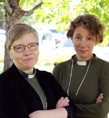 Charlotte o Karin (1) Foto Jonna Svensson